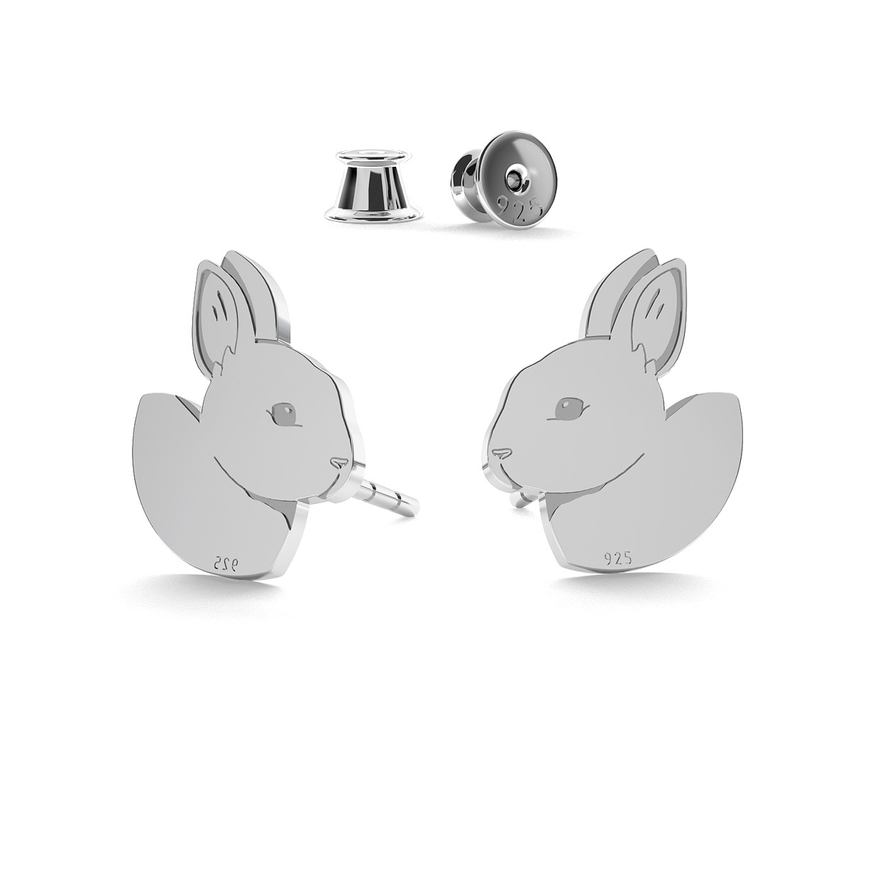 RABBIT EARRING