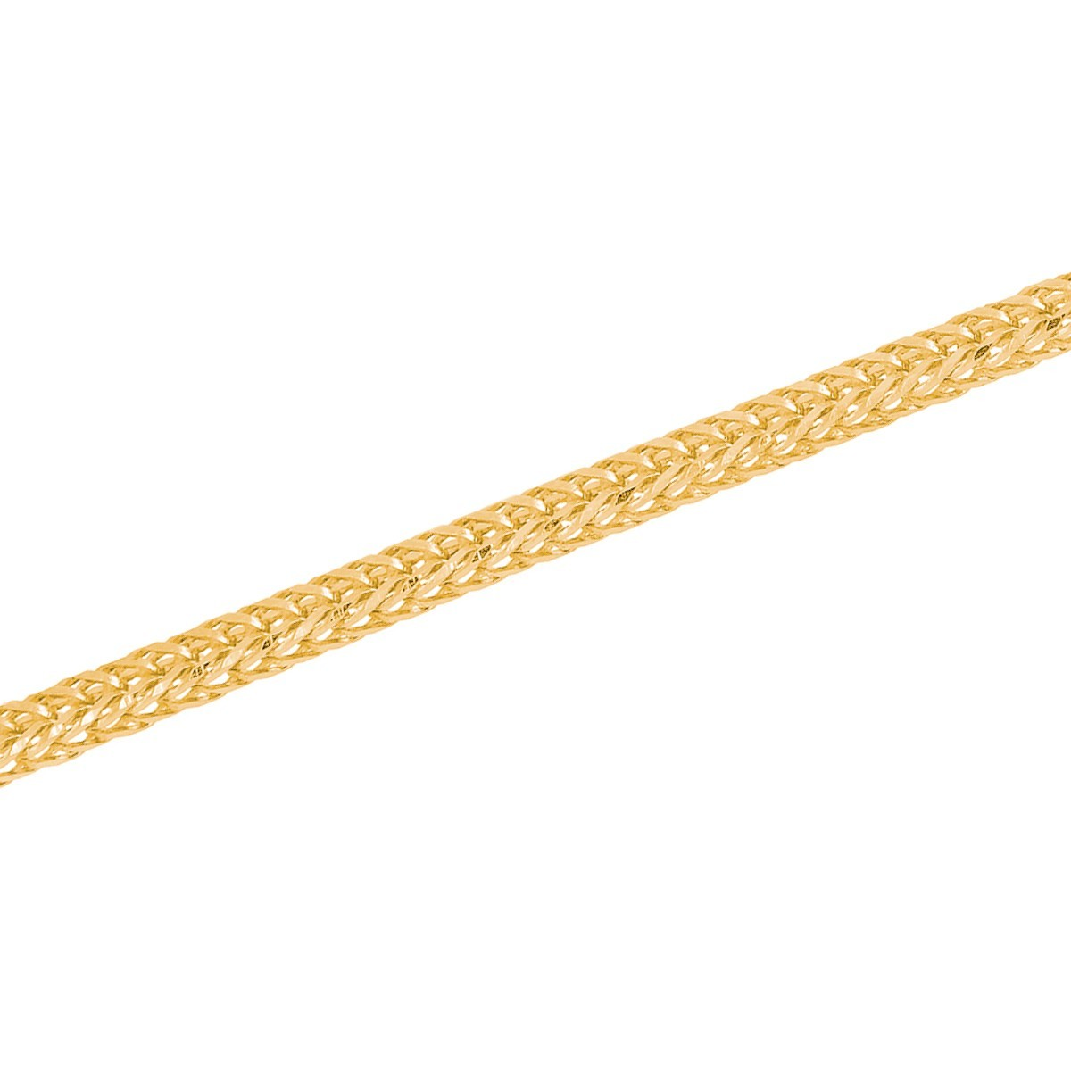 FOXTAIL GOLD CHAIN 585 14K