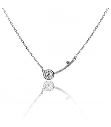 ZIRCON 5MM NECKLACE MODEL A010