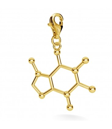 DOPAMINE CHARMS 275, STERLING SILVER 925