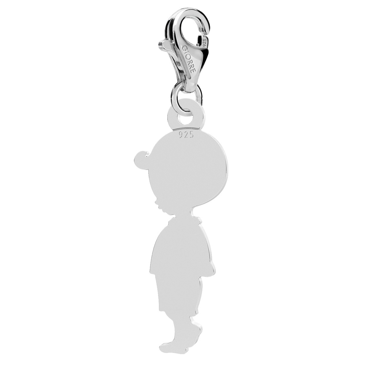 SWORD CHARMS, STERLING SILVER 925