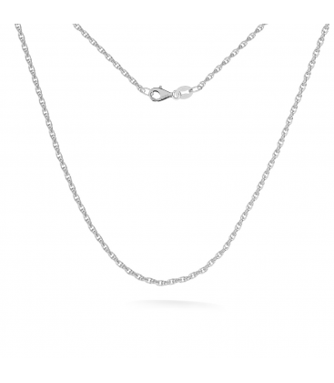 SILVER NECKLACE CHAIN ANCHOR 925