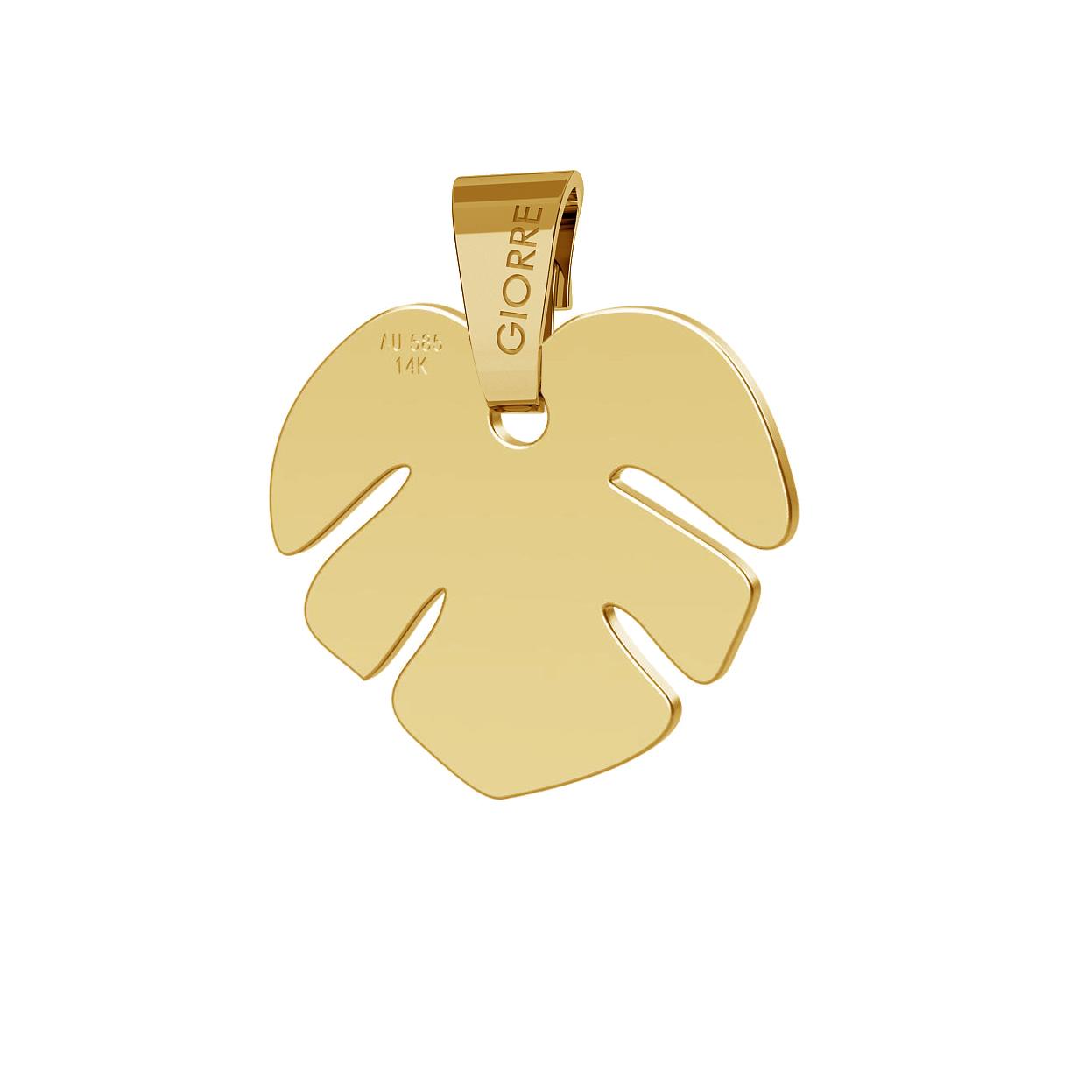GOLD ANHÄNGER ENGEL, 585
