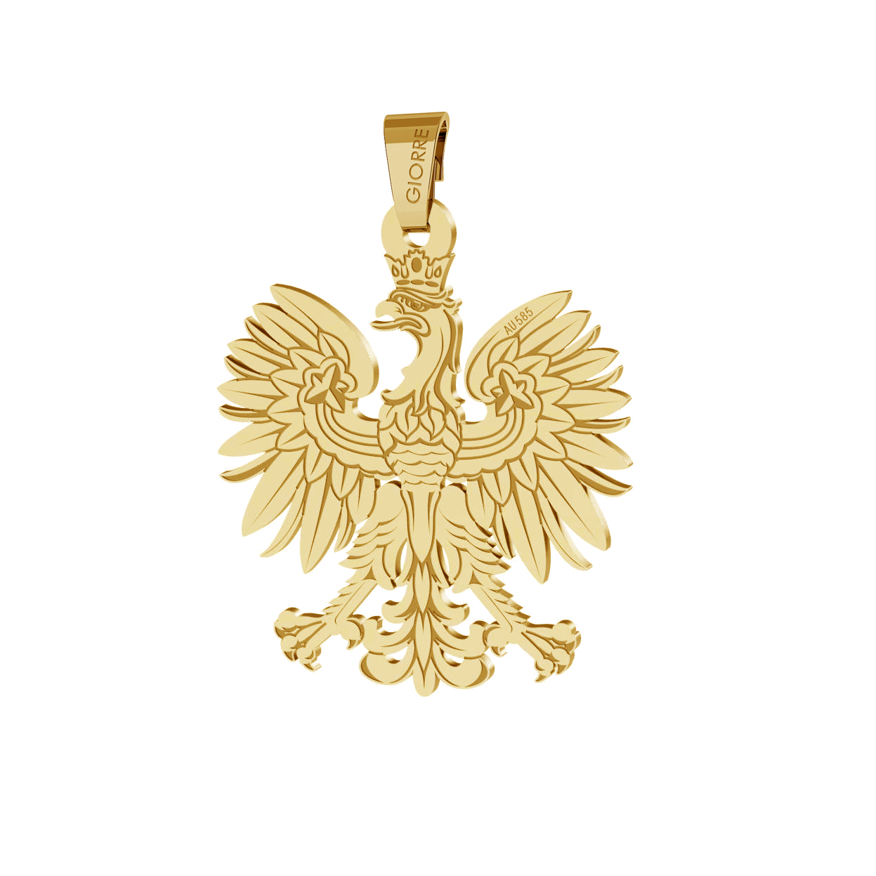 ORO COLGANTE ANGEL, 585