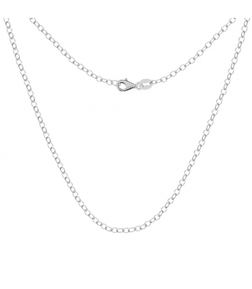 Cadena collar plata 925 gargantilla