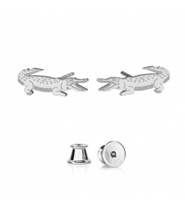 DOLPHINS EARRING STERLING SILVER 925