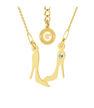 CONSTELLATION CANCER NECKLACE SILVER 925