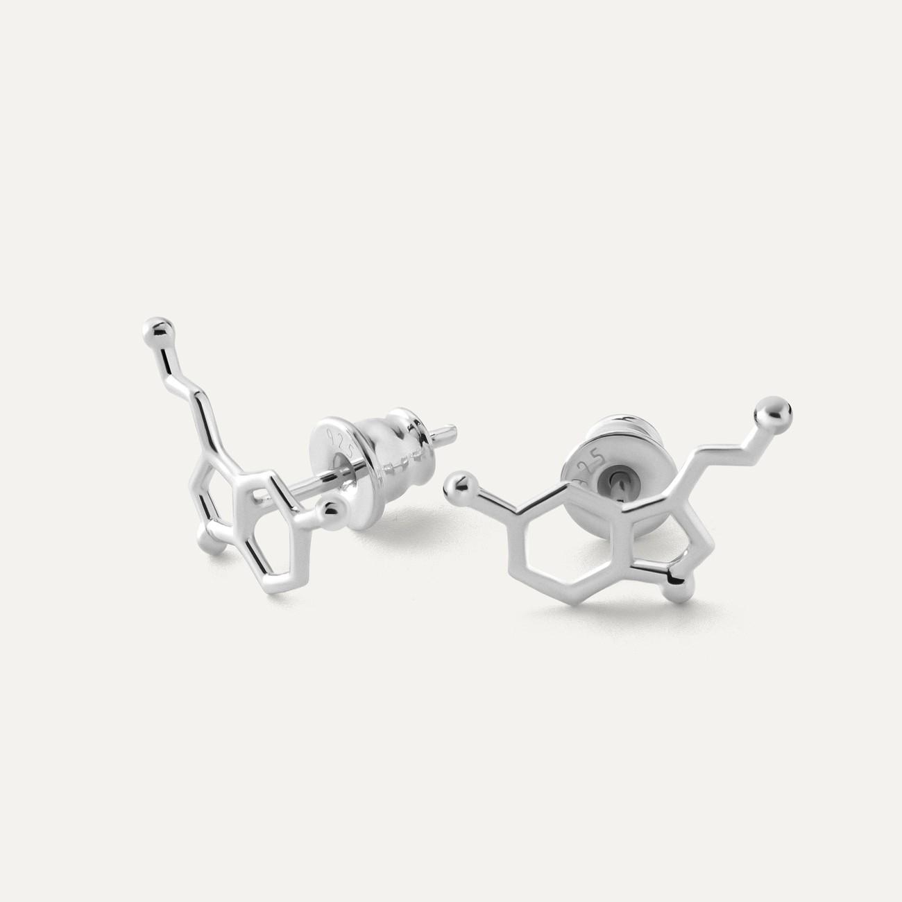 DOPAMIN OHRRINGE CHEMISCHE FORMEL