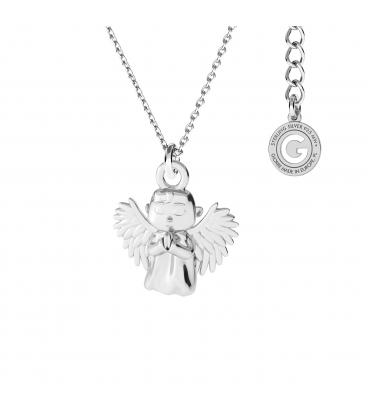 ANGEL NECKLACE SILVER 925
