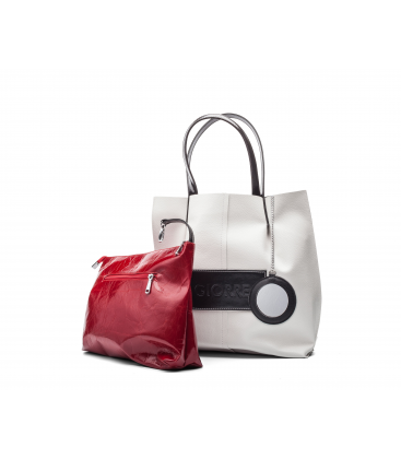 WHITE WOMEN BAG