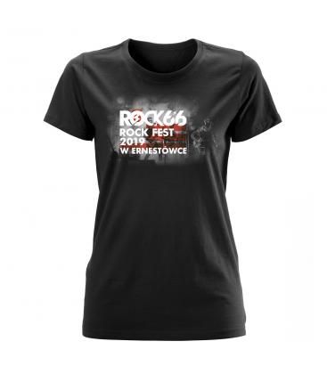 KOSZULKA DAMSKA + PŁYTA + BILET / Rock Fest 2019