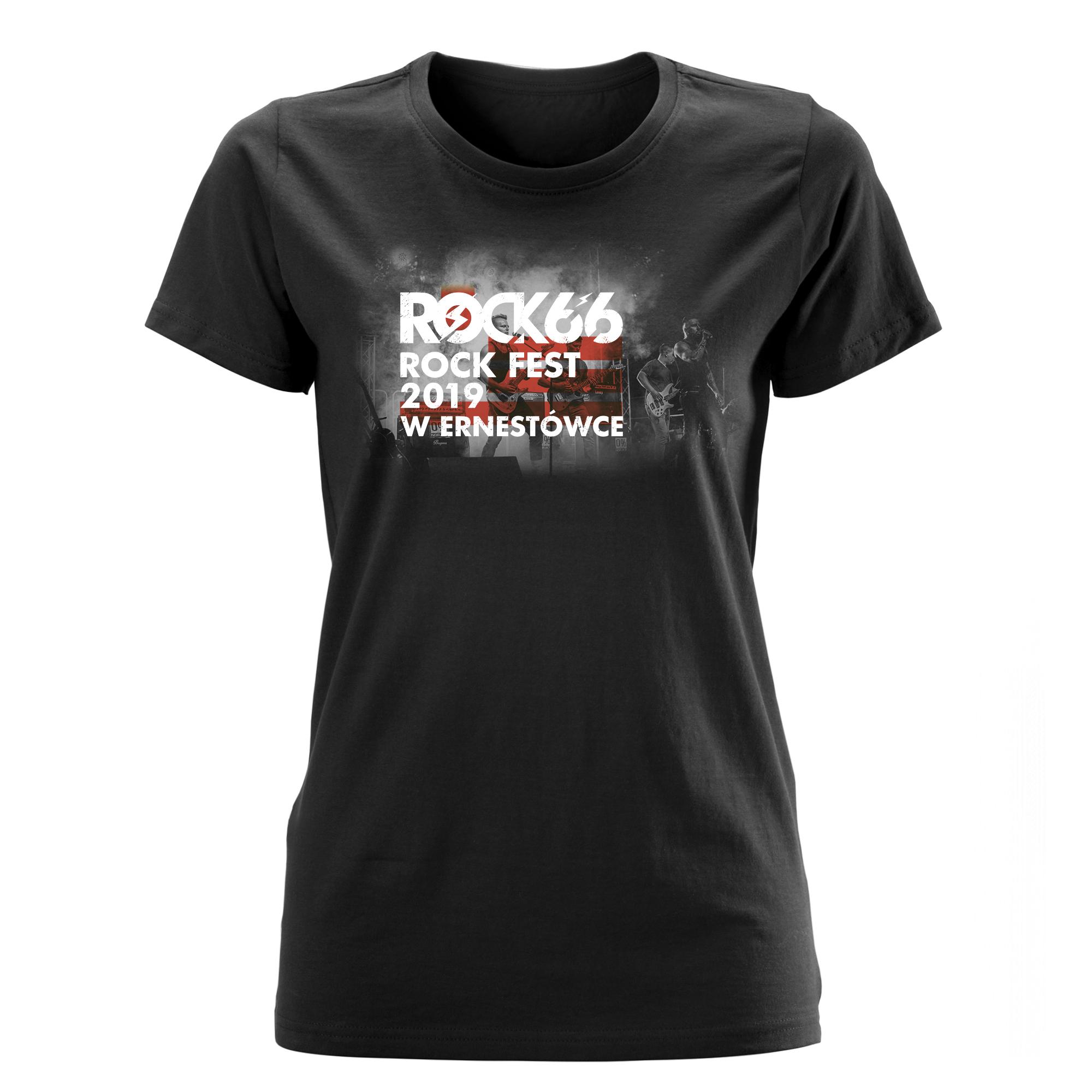 Damska koszulka Rock Fest 2019