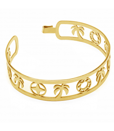 Summer vibes armband silber 925