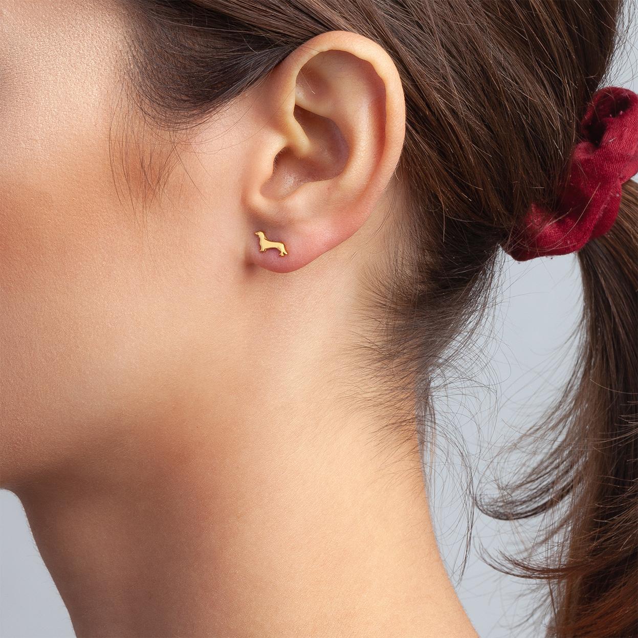 DASCHUND EARRINGS
