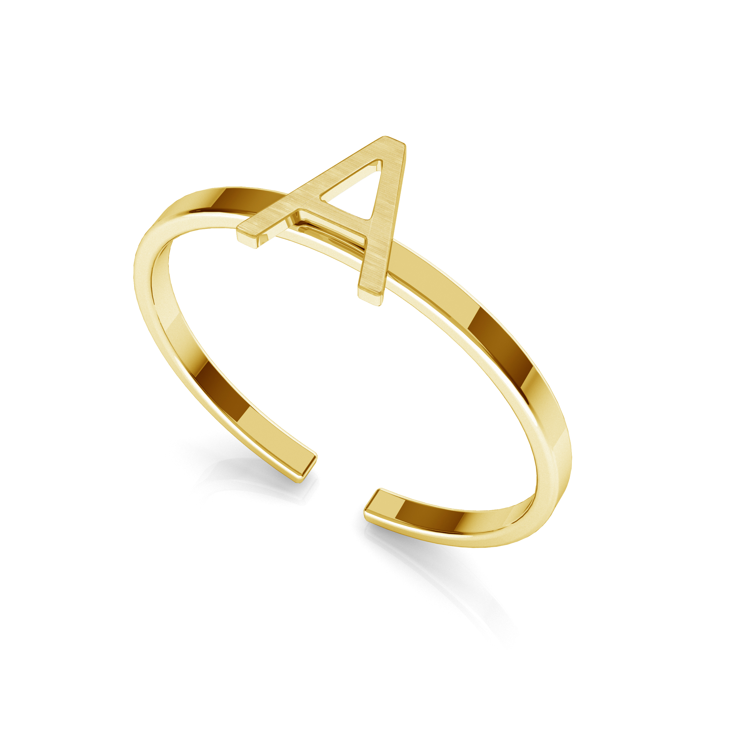 Delicate separator ring, silver 925 My RING™