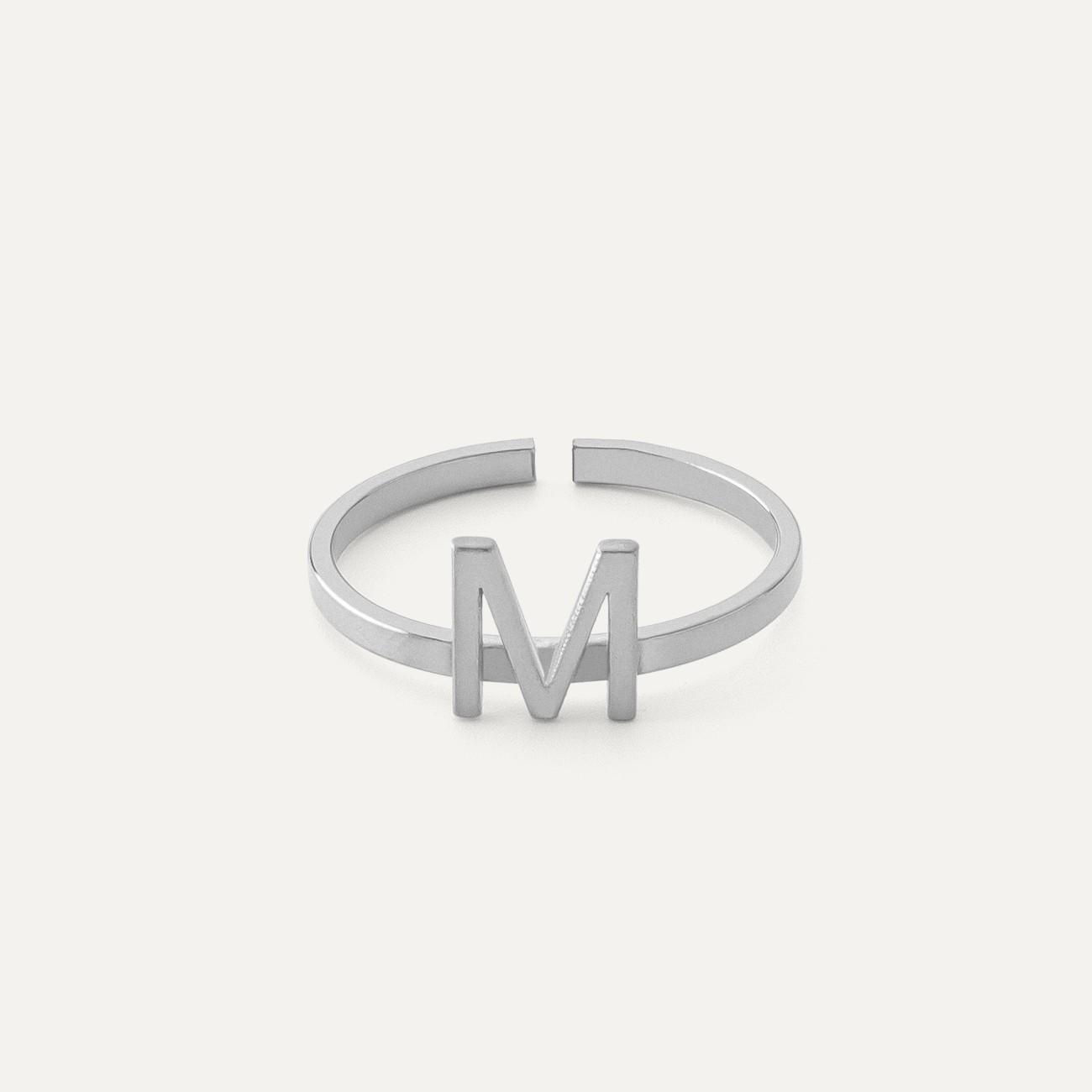 Separator ring, silber 925 My RING™