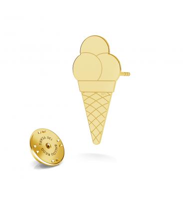Crème glacée epinglette