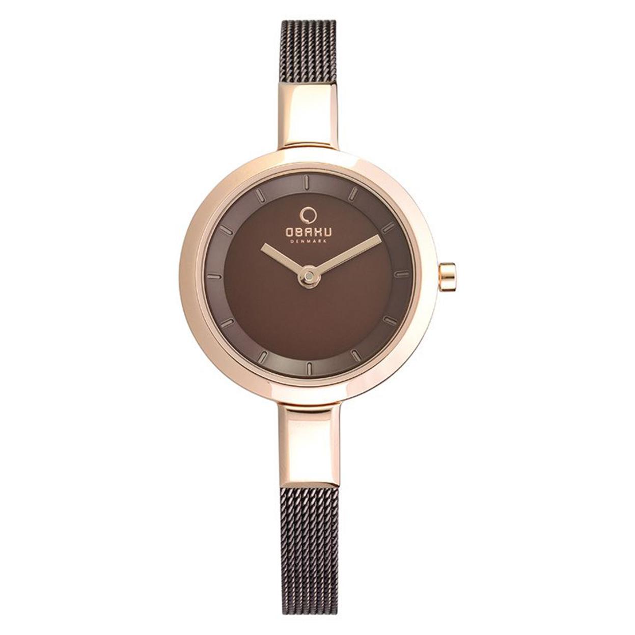 Zegarek Obaku V129LVNMN1