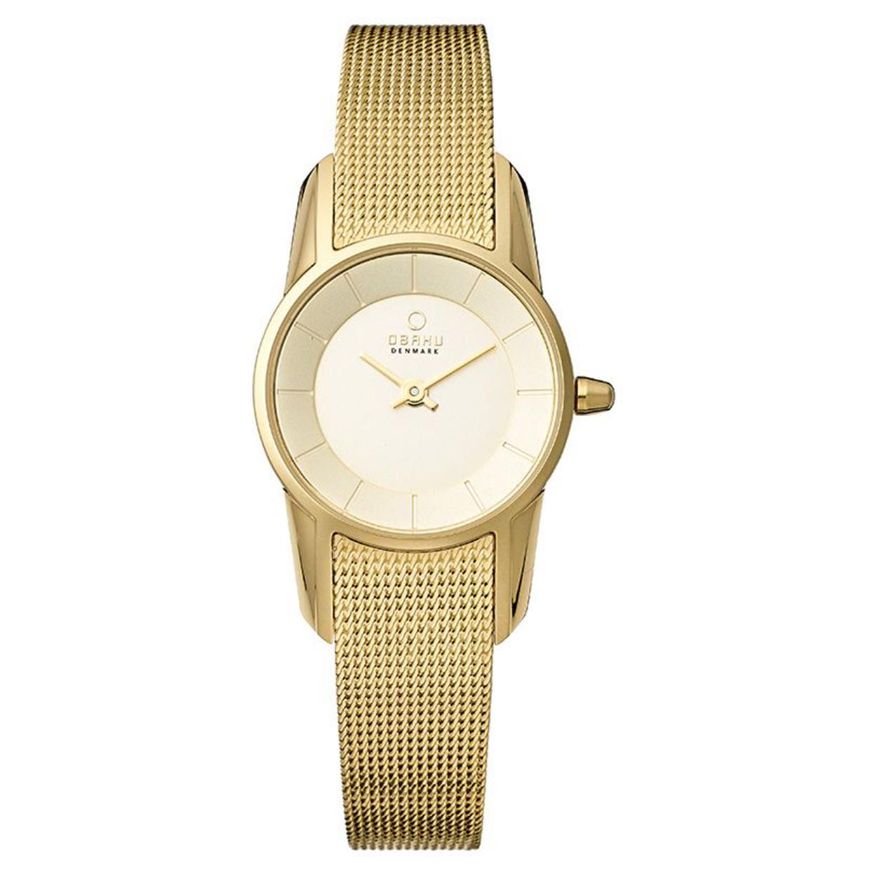 Zegarek Obaku V130LGGMG