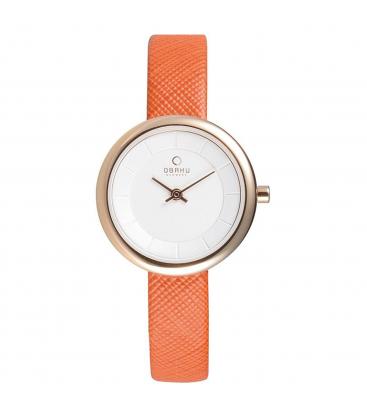 Zegarek Obaku V146LVIRO - grawer na stalowej kopercie