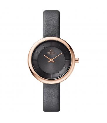 Zegarek Obaku V146LVJRJ - grawer na stalowej kopercie
