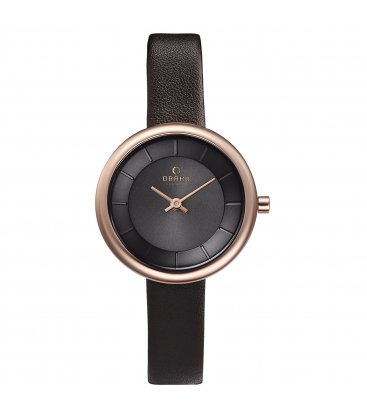 Zegarek Obaku V146LVNRN - grawer na stalowej kopercie