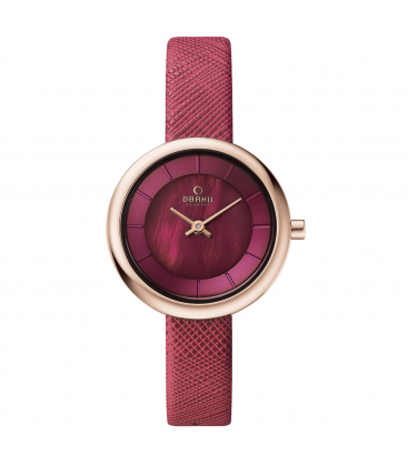 Zegarek Obaku V146LVQRD - grawer na stalowej kopercie