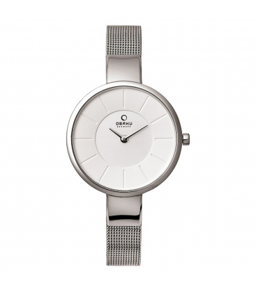 Zegarek Obaku V149LCIMC1 - grawer na stalowej kopercie