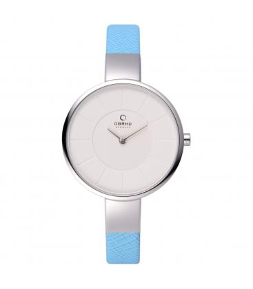 Zegarek Obaku V149LCIRL - grawer na stalowej kopercie