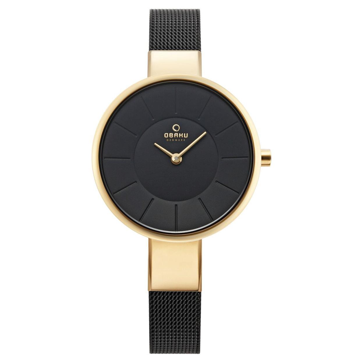 Zegarek Obaku V149LGBMB