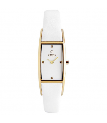 Zegarek Obaku V150LGIRW - grawer na stalowej kopercie