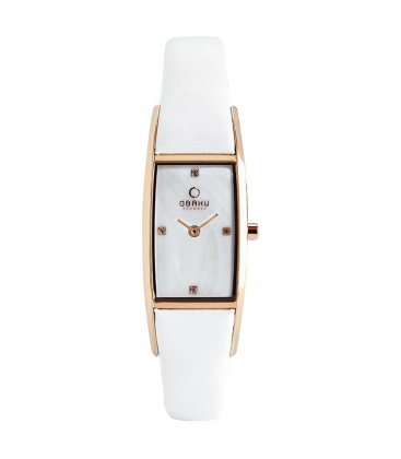 Zegarek Obaku V150LVWRW - grawer na stalowej kopercie