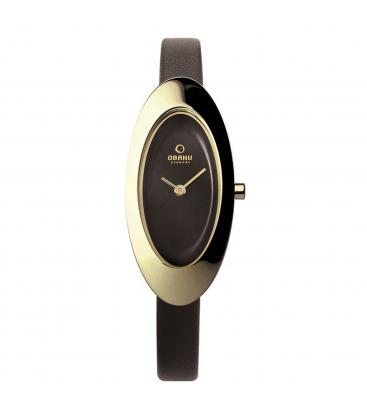 Zegarek Obaku V156LGBRB - grawer na stalowej kopercie