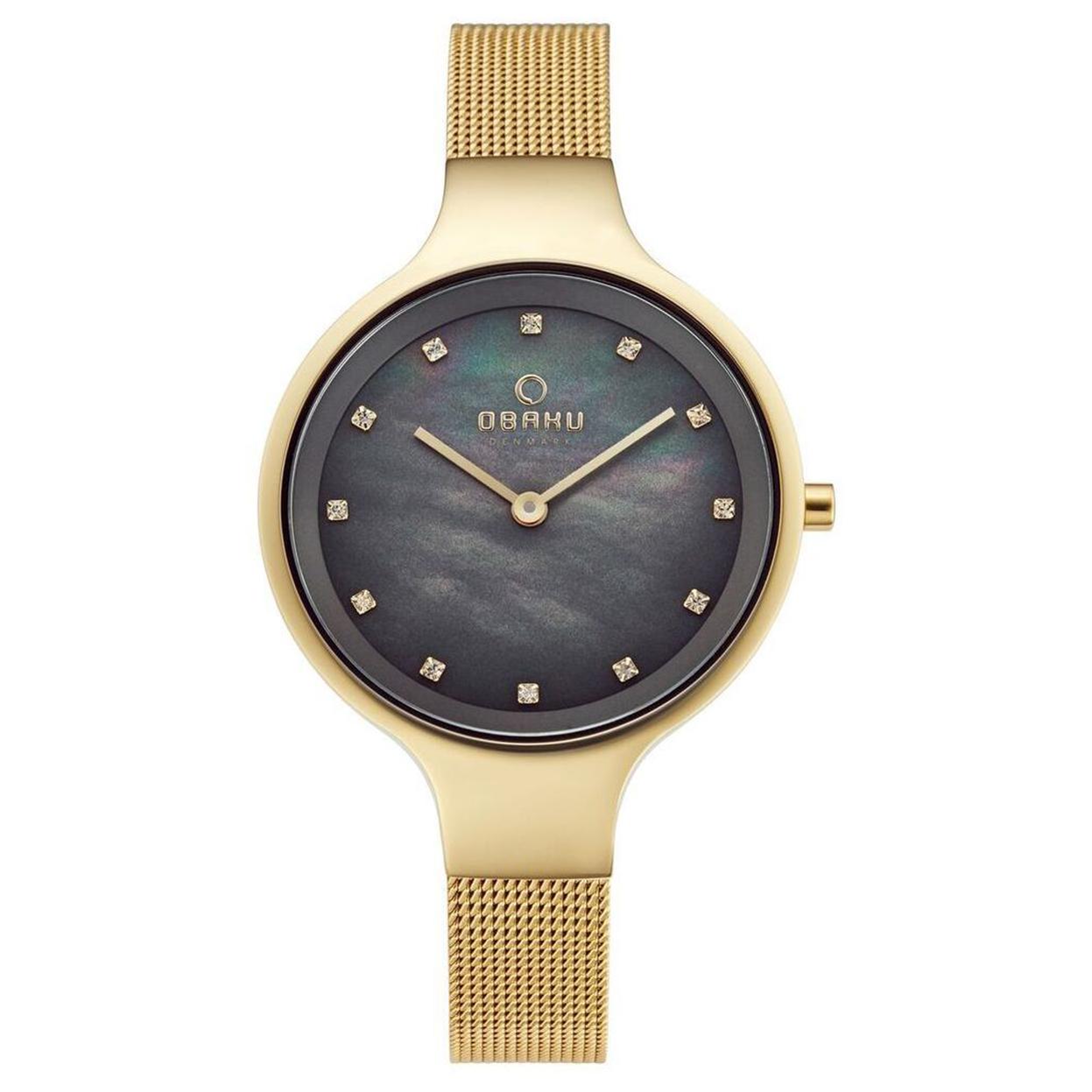 Zegarek Obaku V173LXGJMG