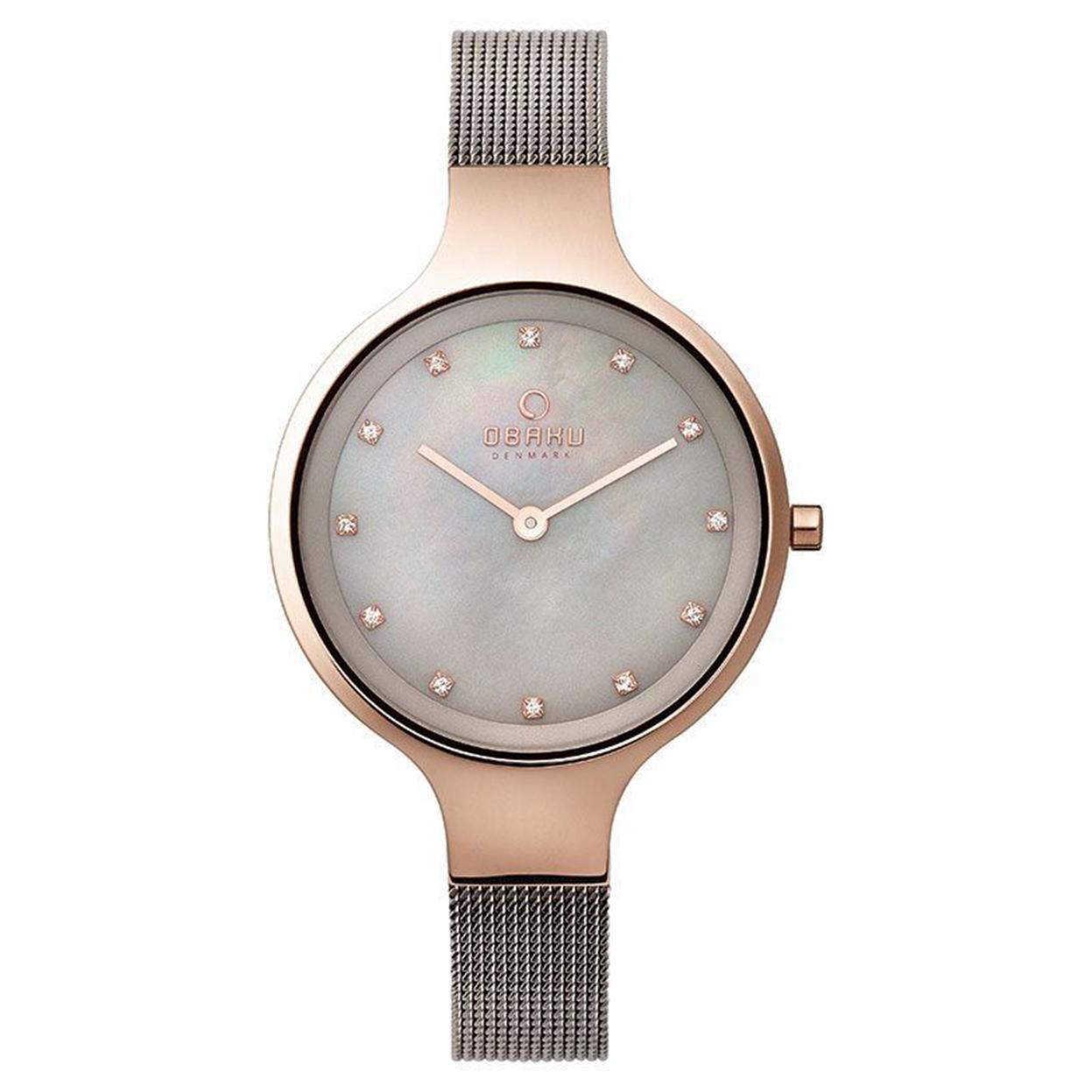 Zegarek Obaku V173LXVJMJ