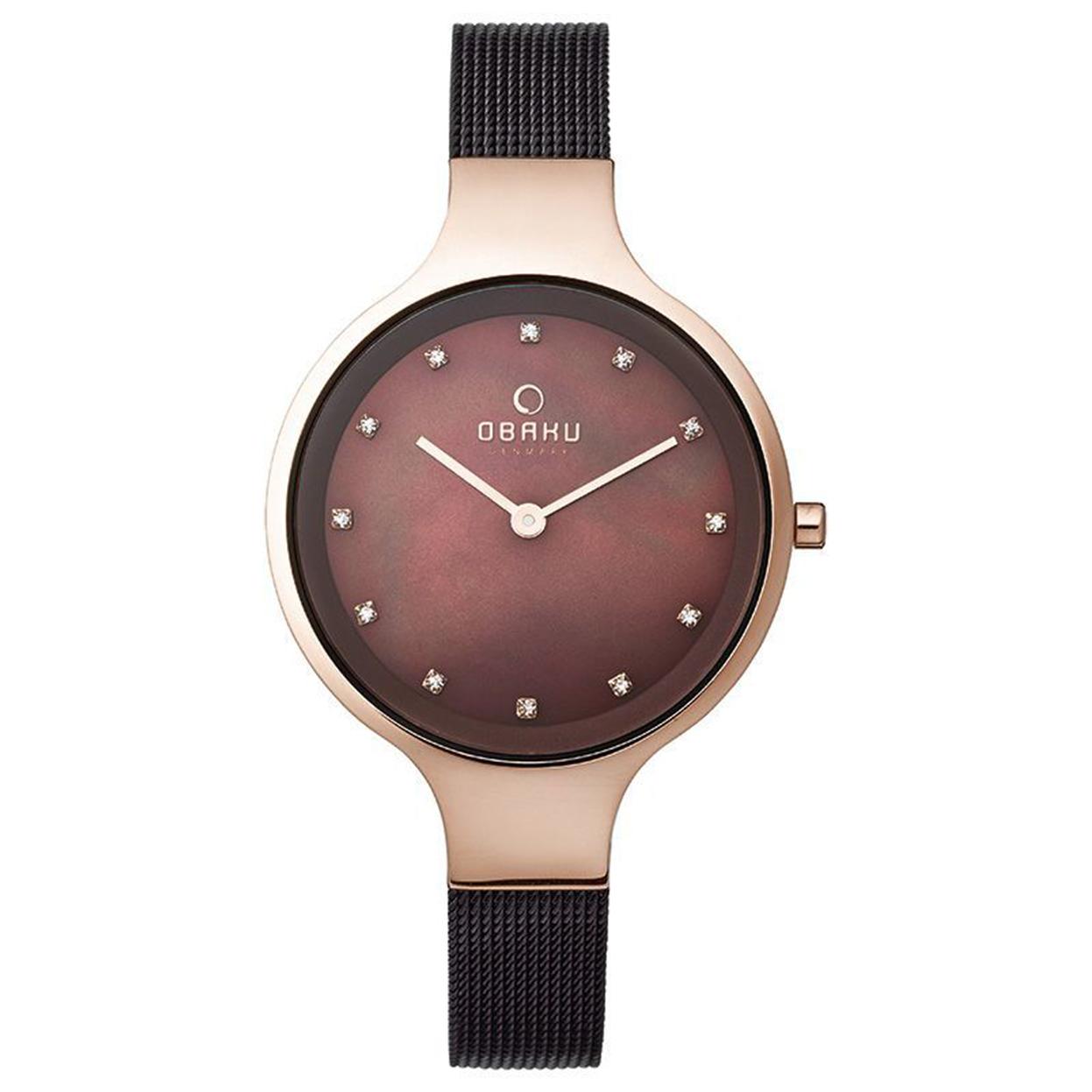 Zegarek Obaku V173LXVNMN