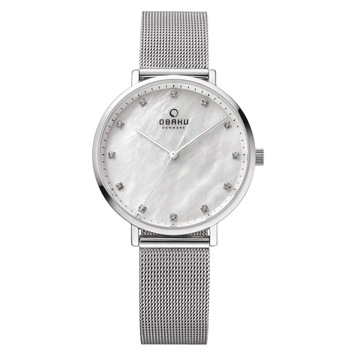 Zegarek Obaku V186LXCWMC