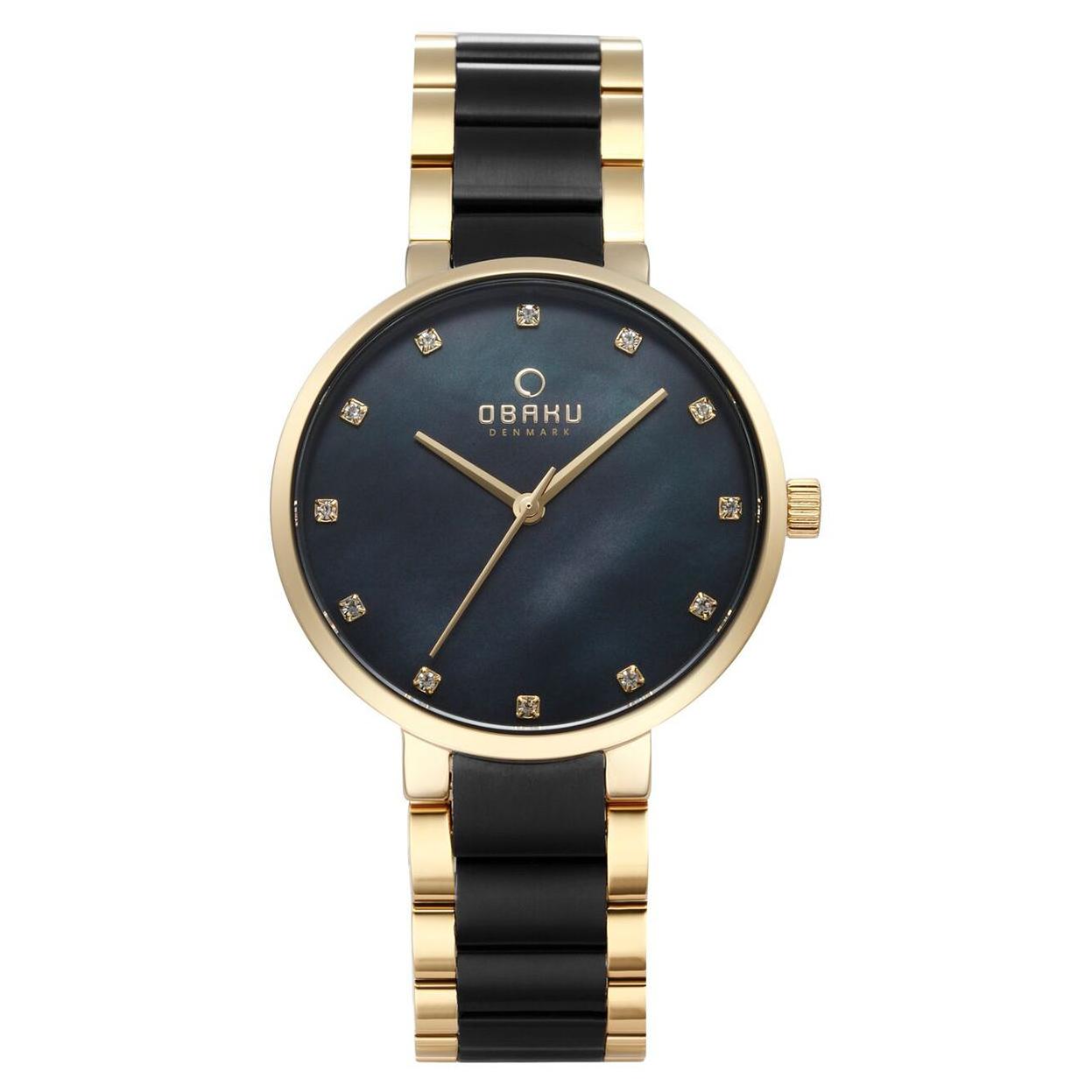 Zegarek Obaku na stolowej kopercie