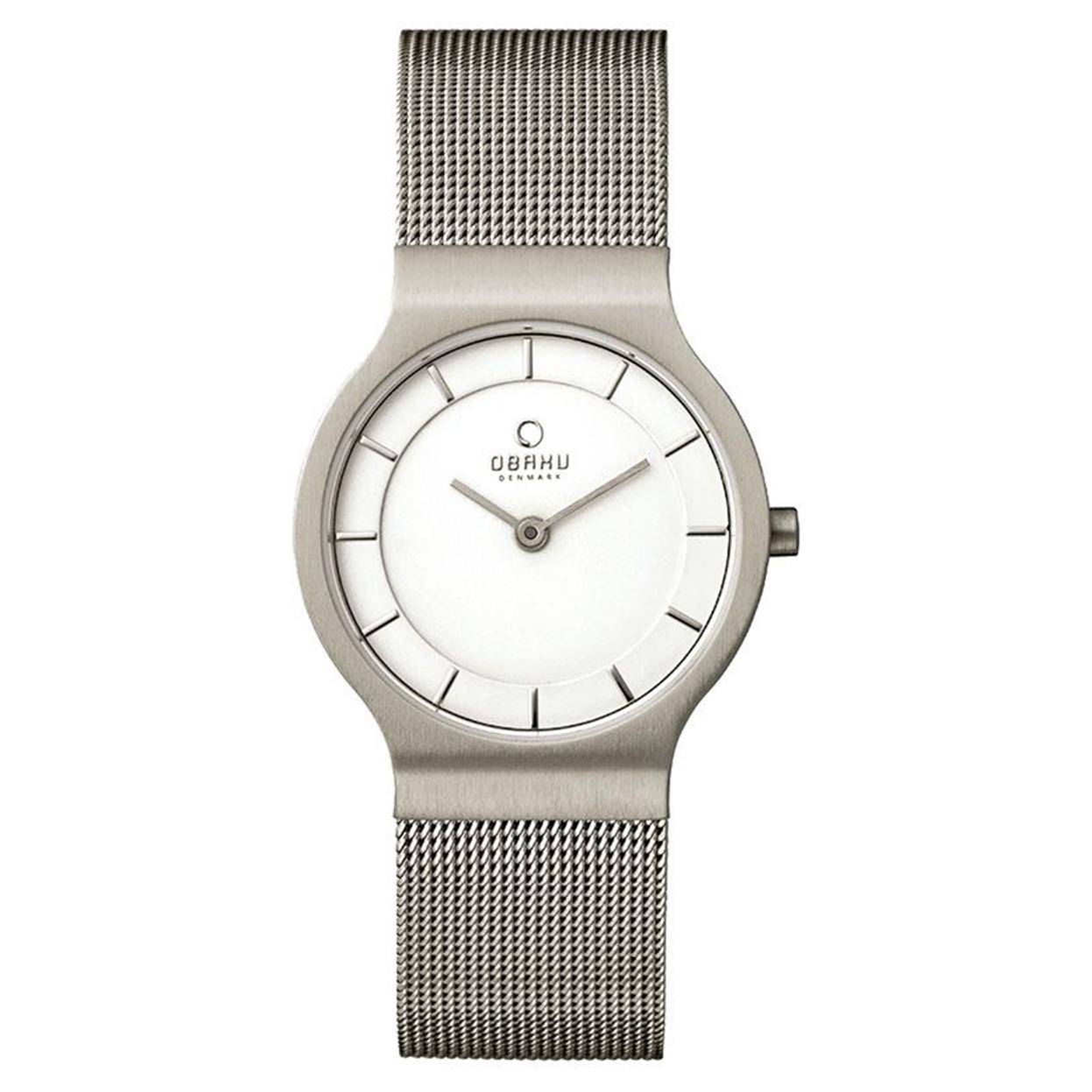 Zegarek Obaku V133LCIMC1-komplet