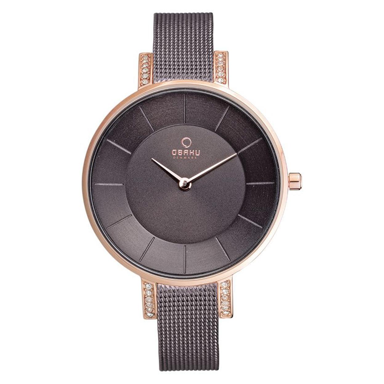 Zegarek Obaku V158LEVNMN