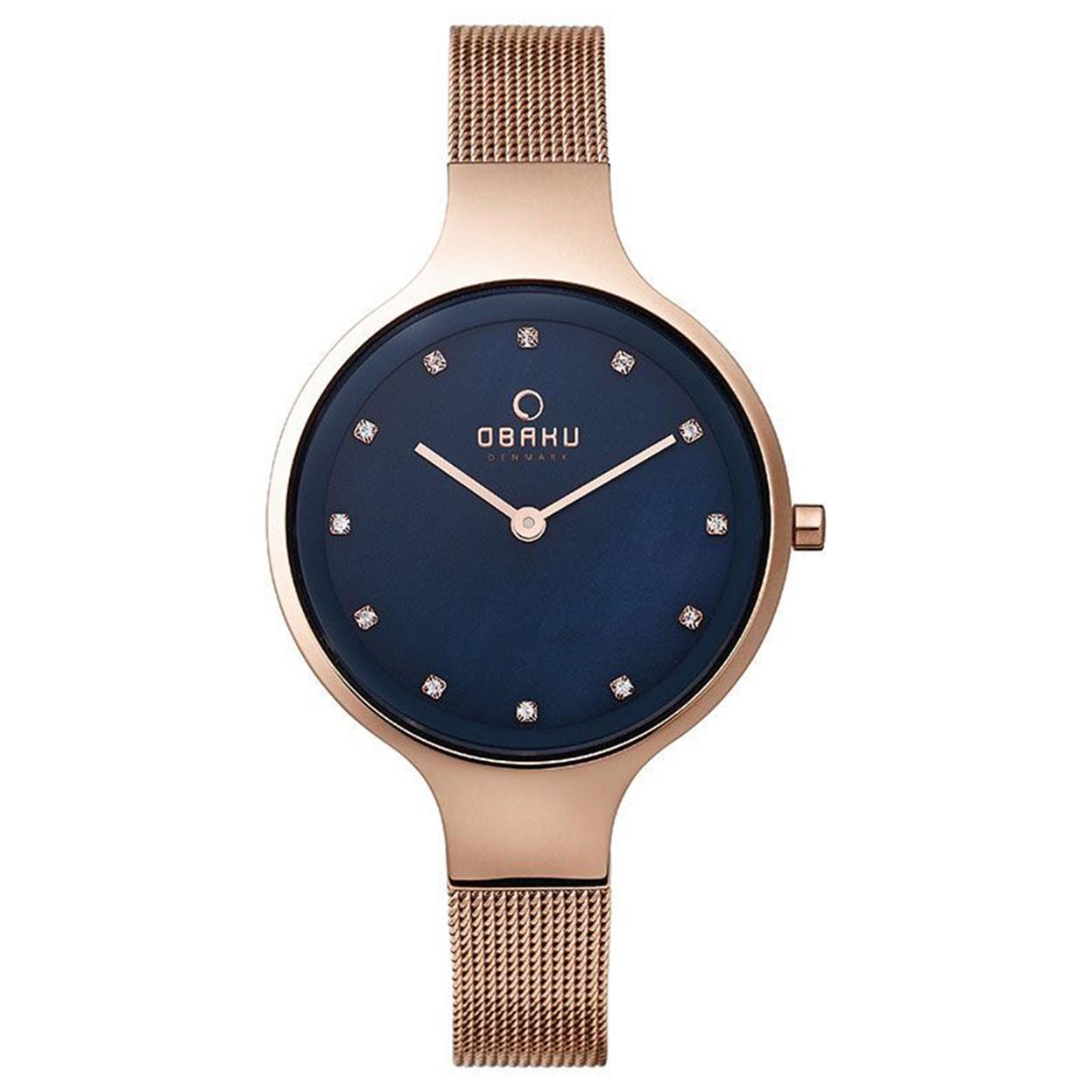 Zegarek Obaku V173LXVLMV