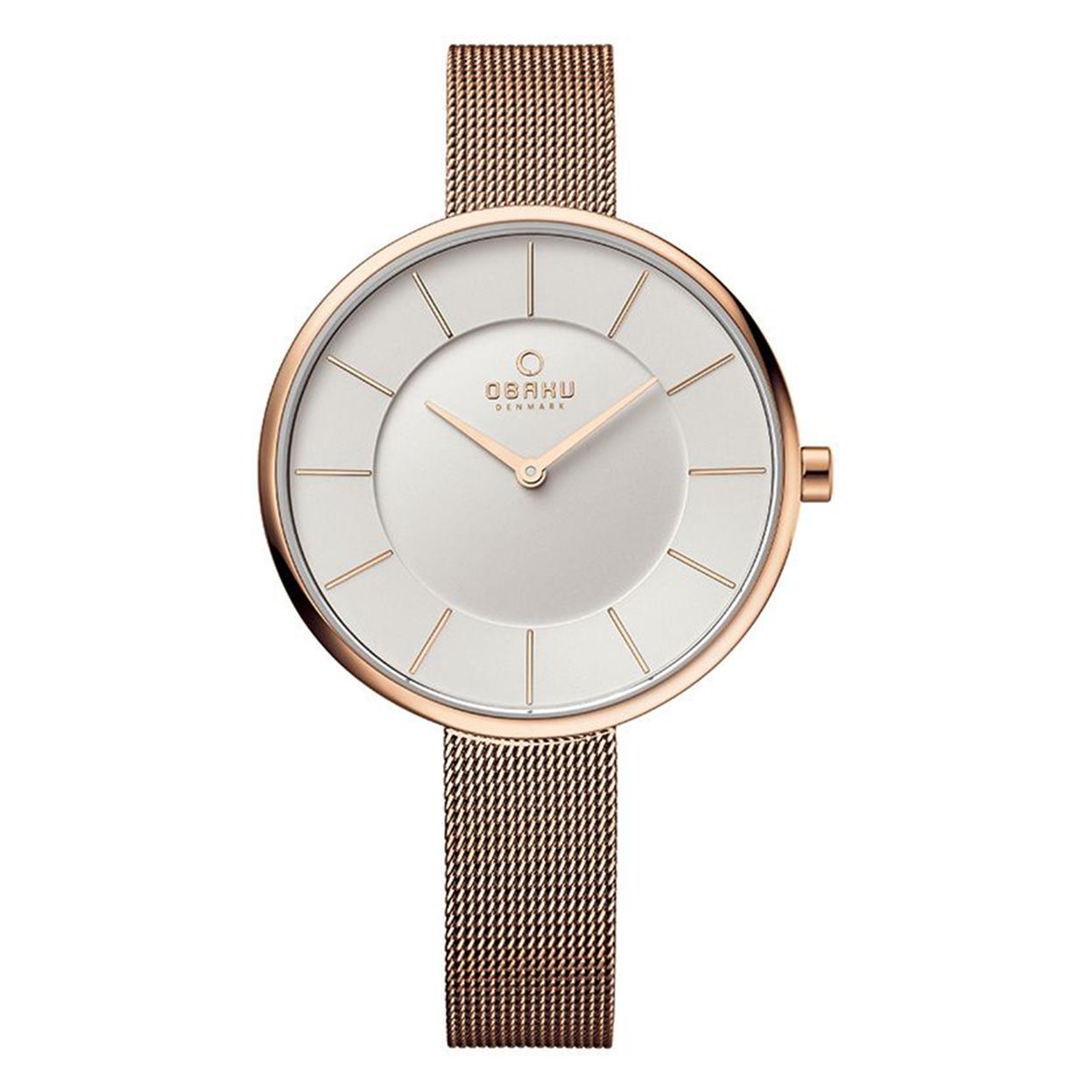 Zegarek Obaku V185LXVIMV