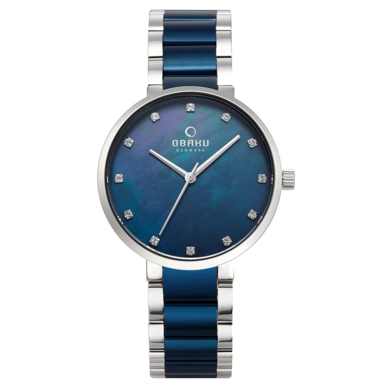 Zegarek Obaku V189LXCLSL1