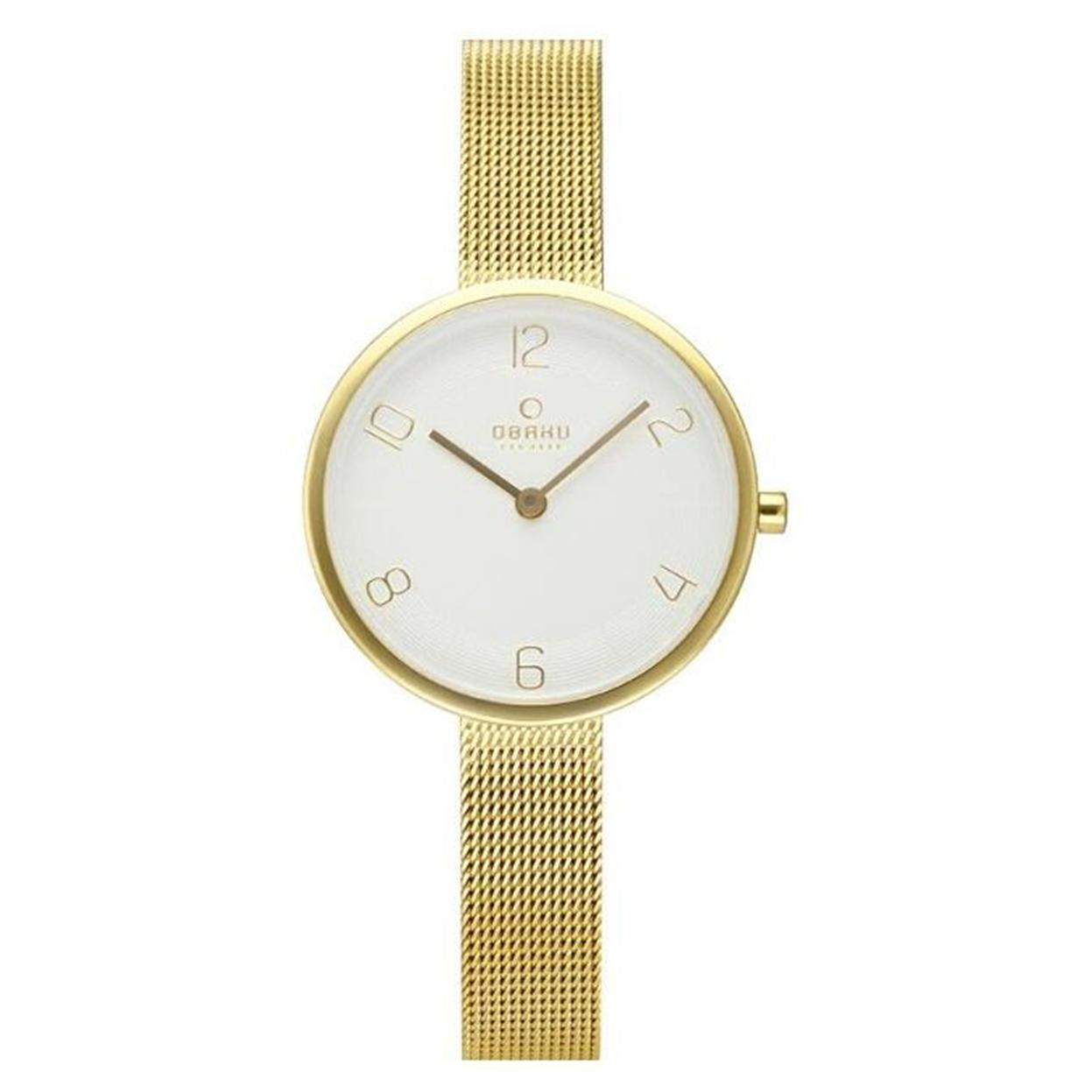 Zegarek Obaku V195LXGIMG