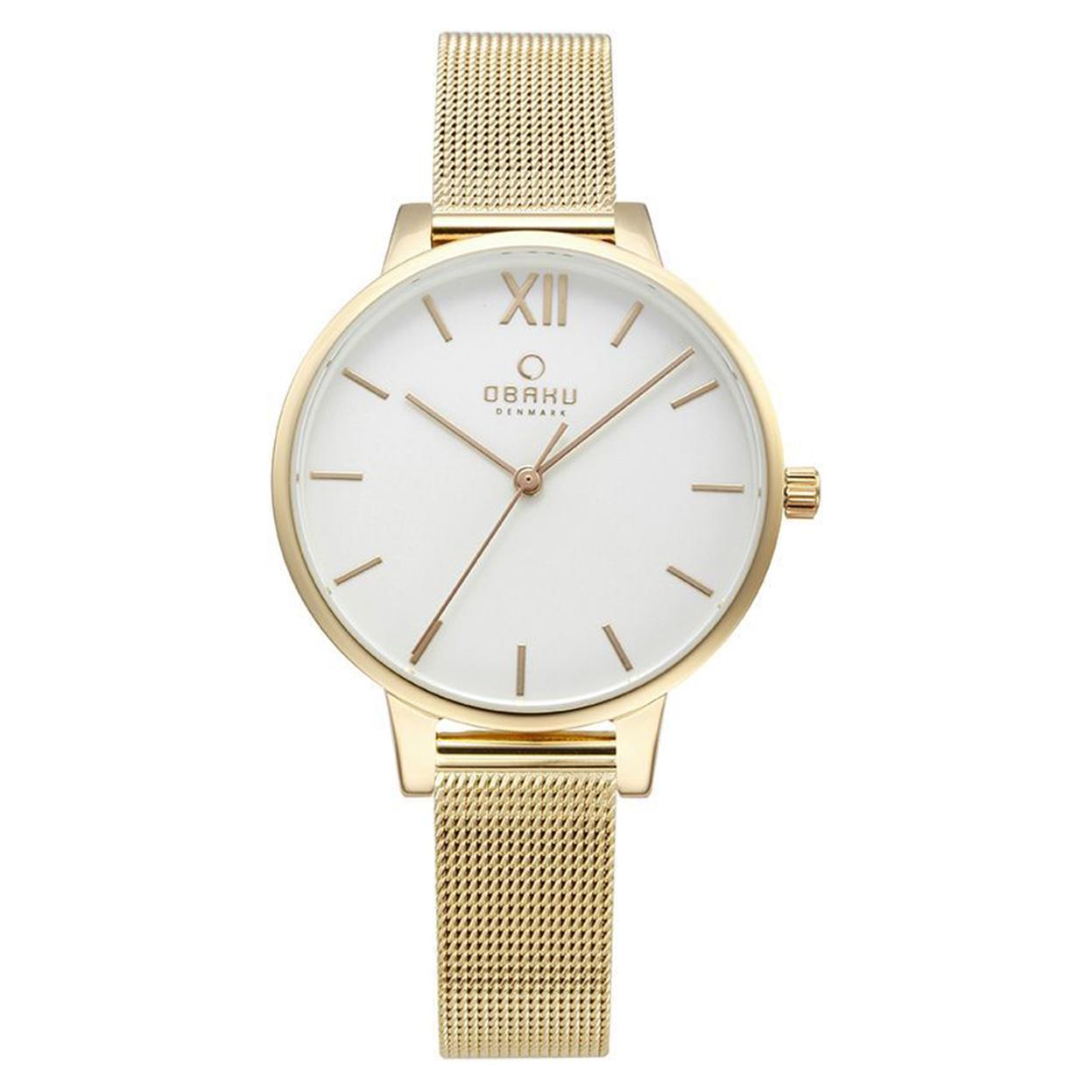 Zegarek Obaku V209LXGIMG