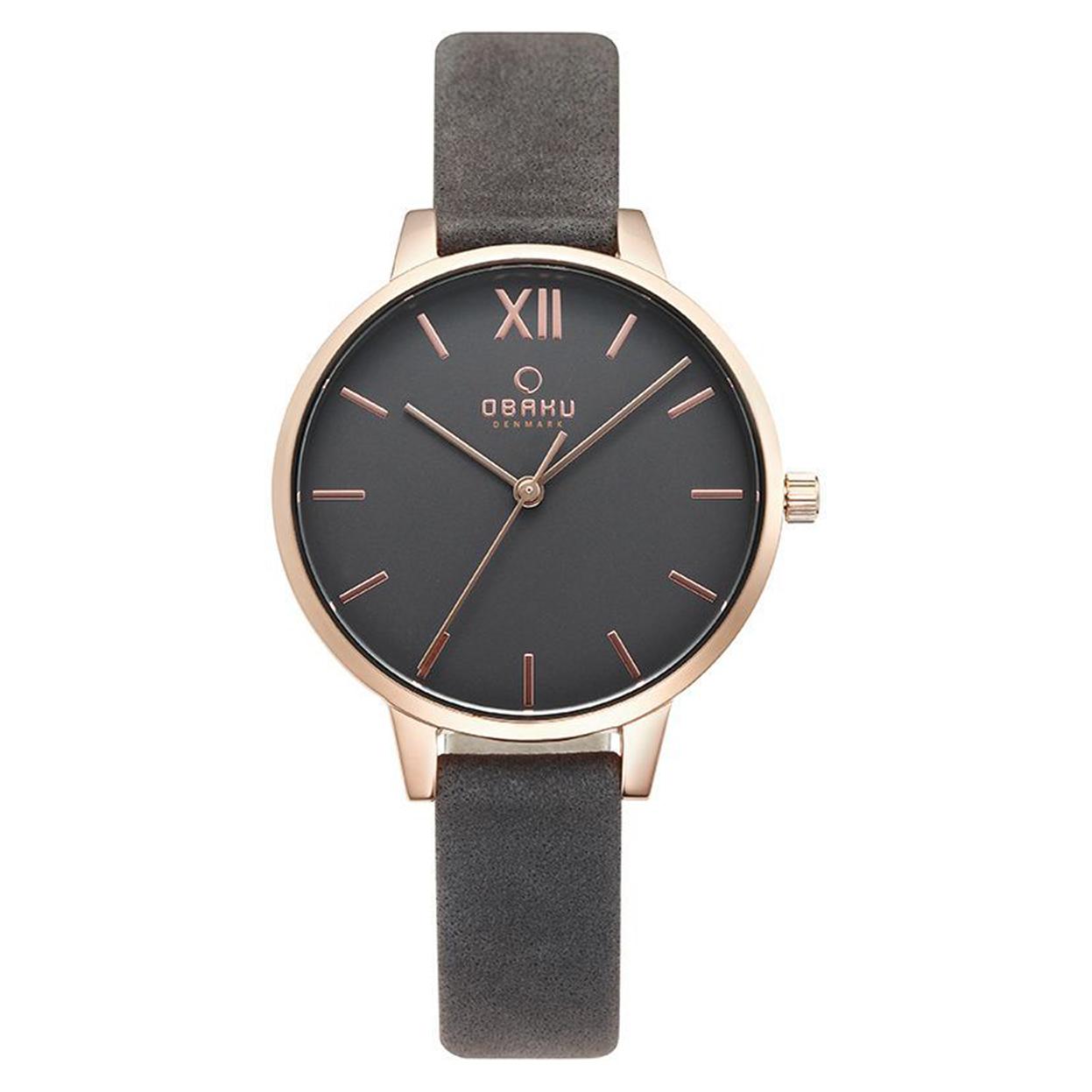 Zegarek Obaku V209LXVJRJ