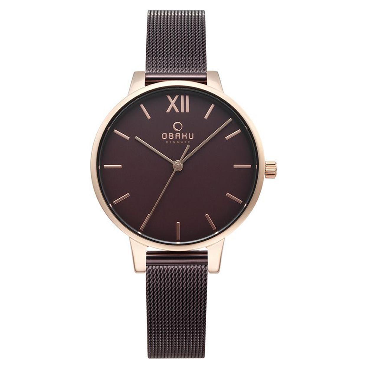 Zegarek Obaku V209LXVNMN