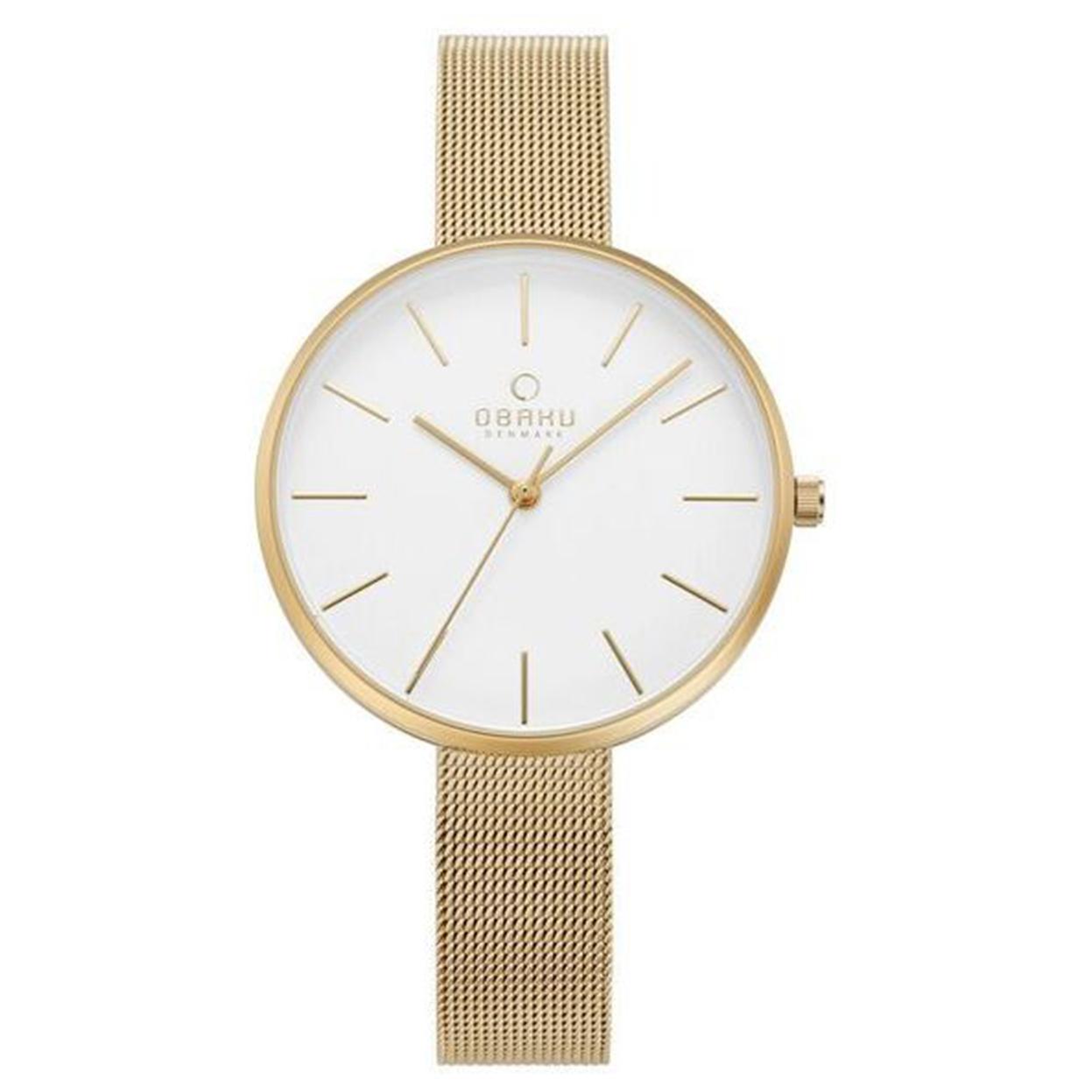 Zegarek Obaku V211LXGIMG