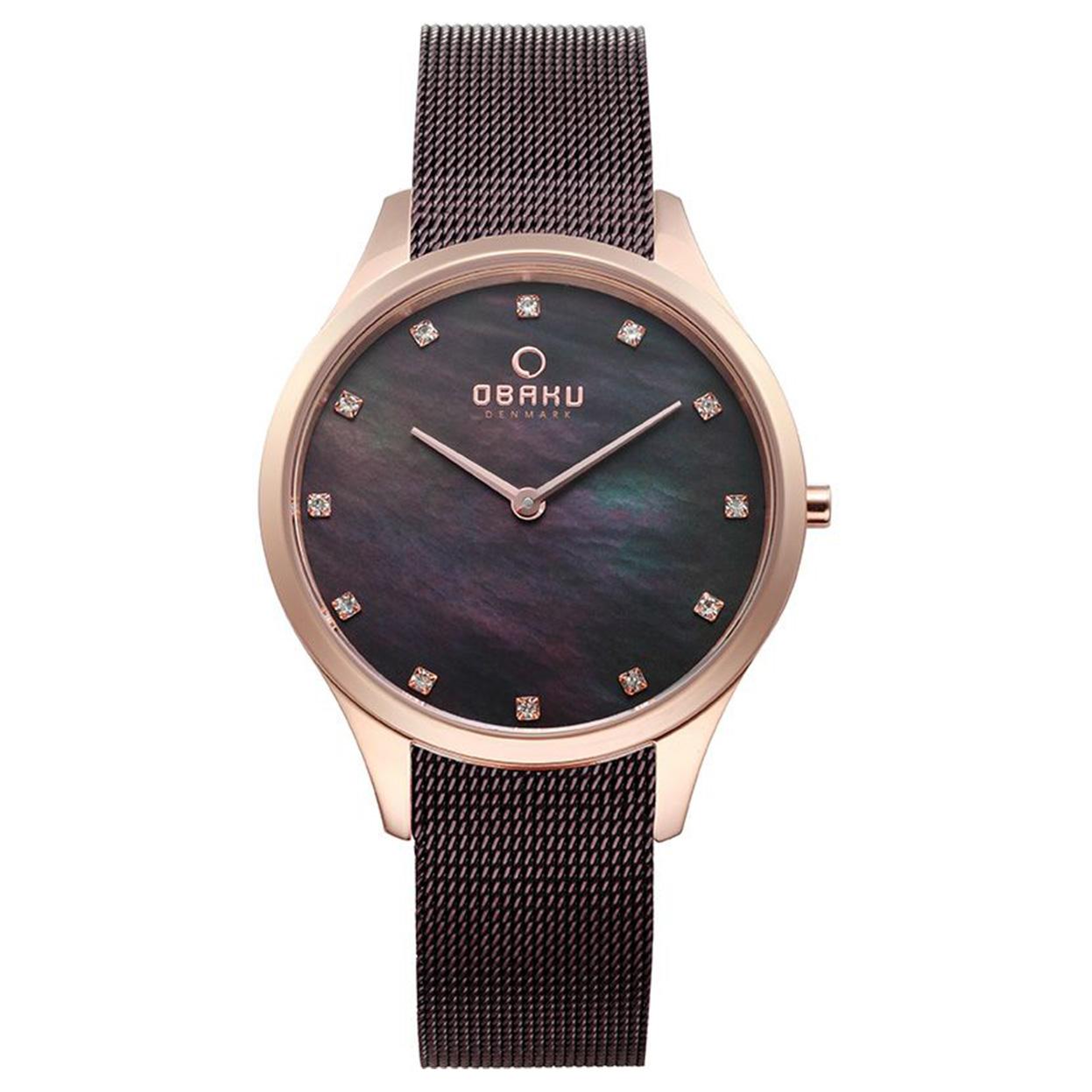 Zegarek Obaku V217LXVNMN