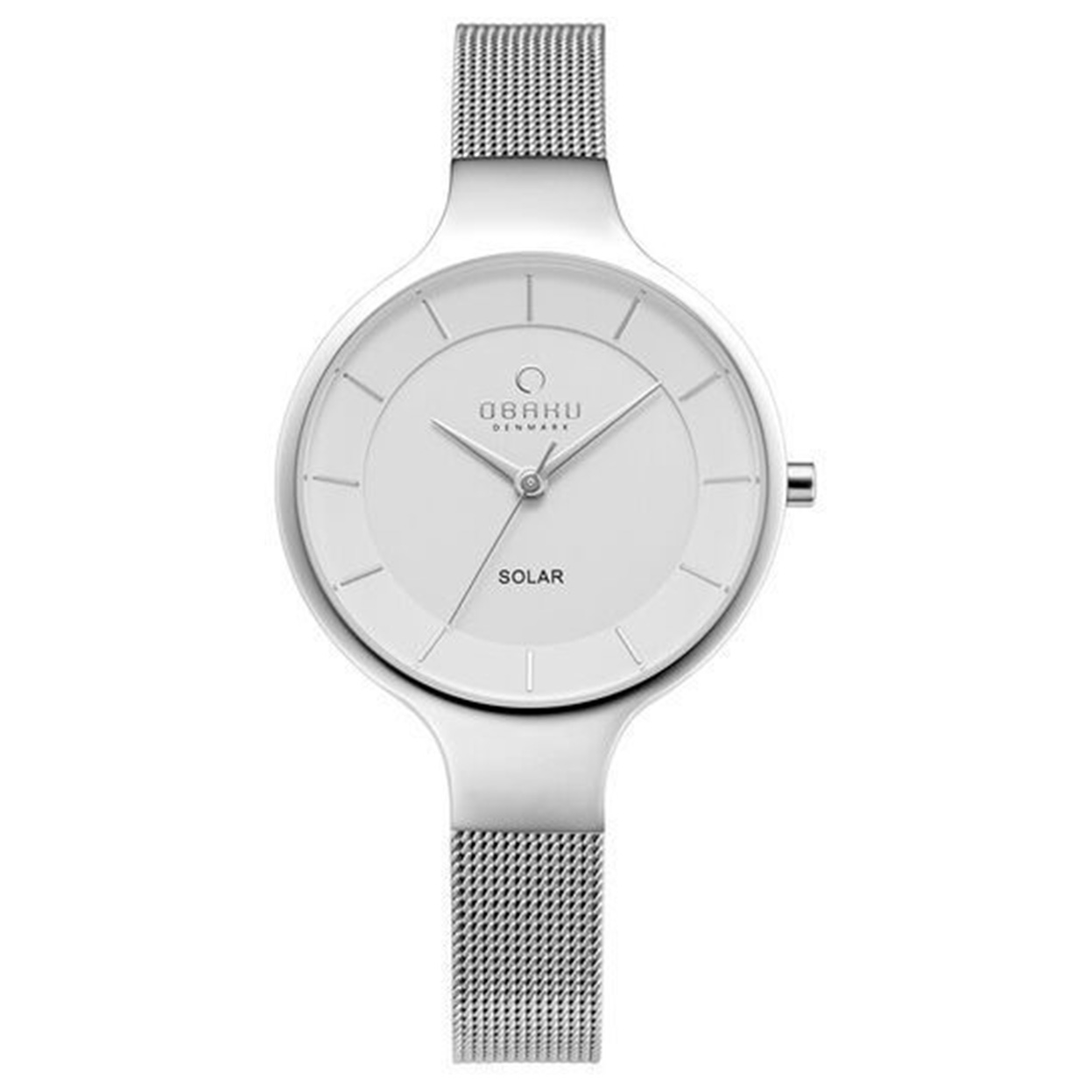 Zegarek Obaku V221LRCWMC - grawer na stalowej kopercie